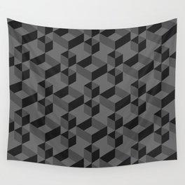 Black box Wall Tapestry