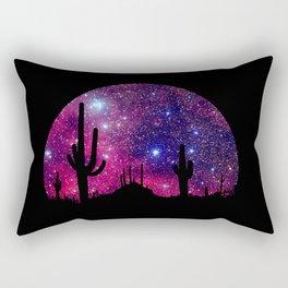 Noche caliente Rectangular Pillow