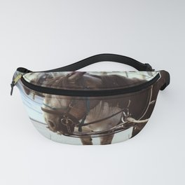 waiting Fanny Pack