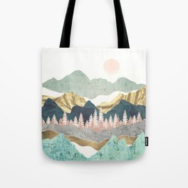 Summer Vista Tote Bag