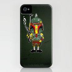 SpongeBoba Fett - Star Wars Spongebob mashup iPhone (4, 4s) Slim Case