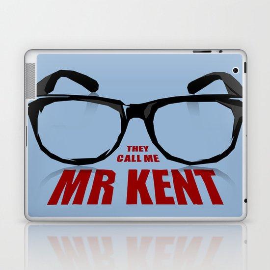Mr Kent Laptop & iPad Skin