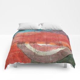 Di Lambretta a Milano (Lambretta in Milan) Comforters