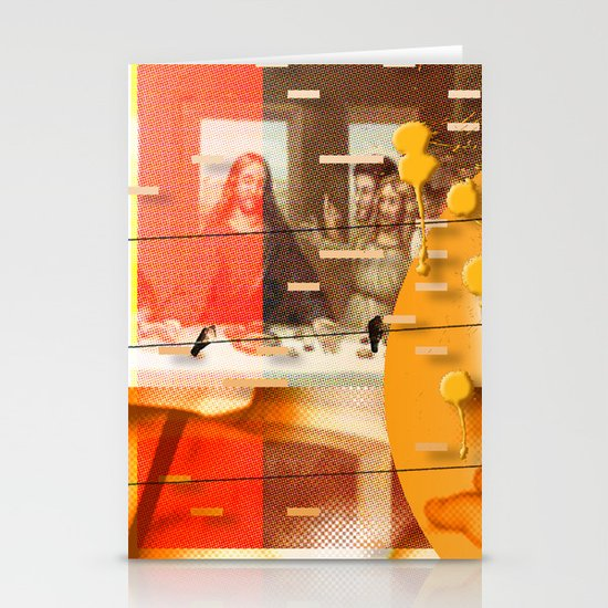 Never In A Million Years < The NO Series (Orange) Stationery Cards