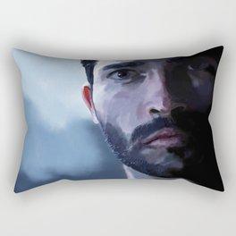 tyler hoechlin Rectangular Pillow