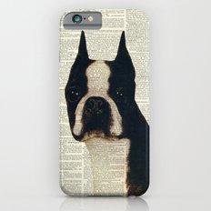 American Gentleman iPhone 6s Slim Case