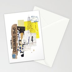 Columbus Stationery Cards