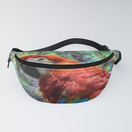 I turned to see if she turned around Fanny Pack