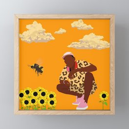 Tyler, The creator Framed Mini Art Print