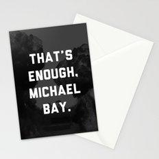 Bayhem  Stationery Cards