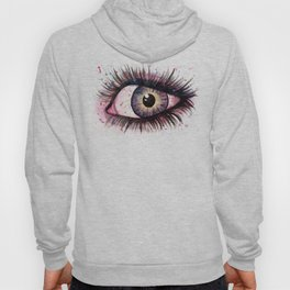 cosmic eye 2 Hoody
