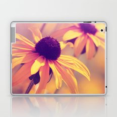 Yellow Flower - Rudbeckia Laptop & iPad Skin