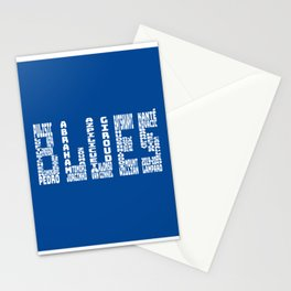 Chelsea 2019 - 2020 Stationery Cards