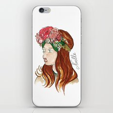 Ellie Rose iPhone & iPod Skin