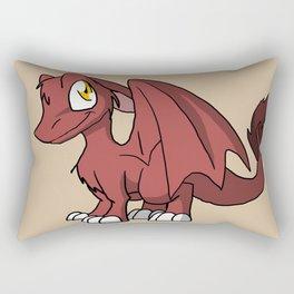 Chocoberry SD Furry Dragon Rectangular Pillow