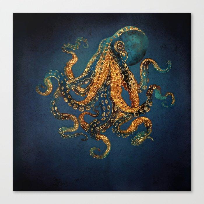 Underwater Dream IV Leinwanddruck