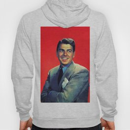 Ronald Reagan, Actor and President Hoody