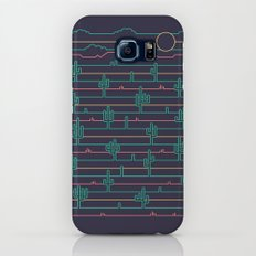 Saguaro Sunrise Galaxy S8 Slim Case