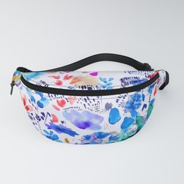 East Meets West Fanny Pack