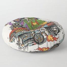 Cheech & Chong Love Machine Floor Pillow