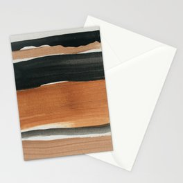 abstract minimal 12 Stationery Cards