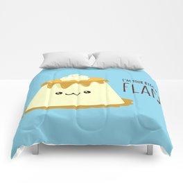 Biggest Flan Comforters