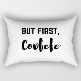 Covfefe Rectangular Pillow