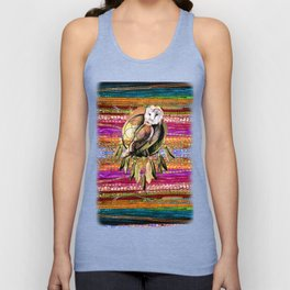 Indian Colors Unisex Tank Top