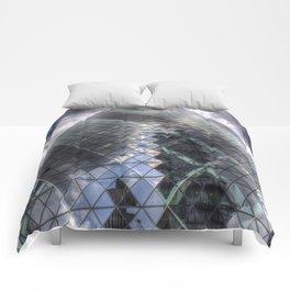 The Gherkin London Comforters