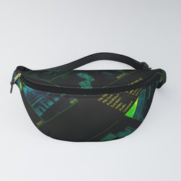 Ghosts Of A Special Sort Seen Fanny Pack
