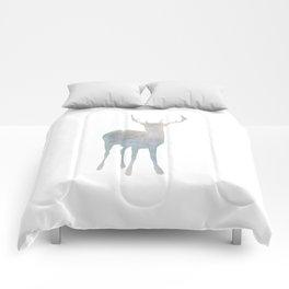 Holiday deer - Holidaze Comforters