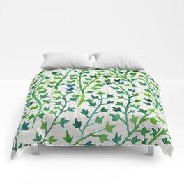 Summer Ivy Comforters