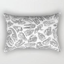 Paleontology Dream Rectangular Pillow
