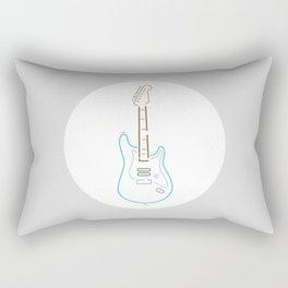 DeLonge signature Guitar Rectangular Pillow