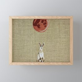 The Blood of Chang'e Framed Mini Art Print