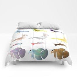 Animals 9 Comforters