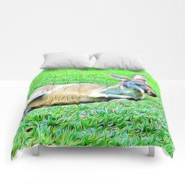 Sleepy Kangaroo Comforters