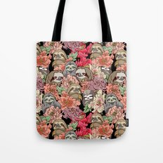 Because Sloths Tote Bag