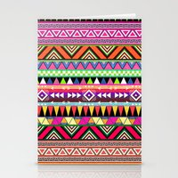 climbing Stationery Cards featuring OVERDOSE by Bianca Green