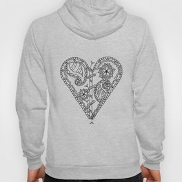 Equanimity / Heart Hoody