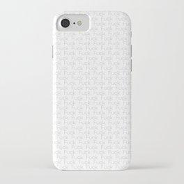 FUCK THREE iPhone Case