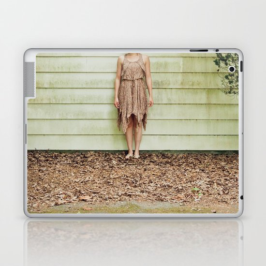 Threadbare Laptop & iPad Skin