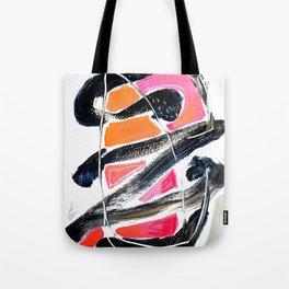 The Big Zag Tote Bag