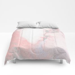 Eternal Sunshine Script Print Comforters
