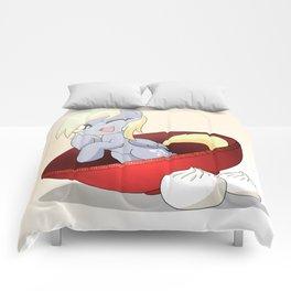 Derpy Nyan Comforters
