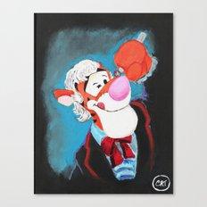 Who Dis Doctor 3 Canvas Print