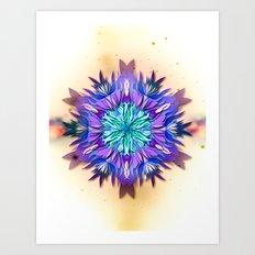 PHOWA Mandala Art Print