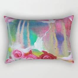 Cotton Candy Rectangular Pillow