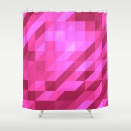 Polygon 12 Shower Curtain
