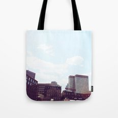 Union Oyster House Tote Bag